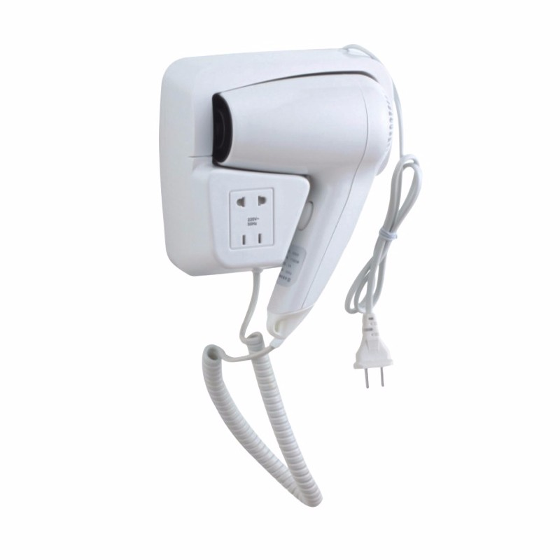 ING-9422 Hotel Bathroom Wall Mounted Hair Dryer