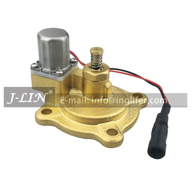 ARROW 206 Solenoid Valve with Bonnet & Button