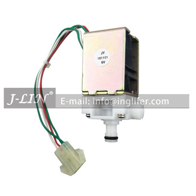 R-TOTO Solenoid Valve of Automatic Urinal Flusher (6V)
